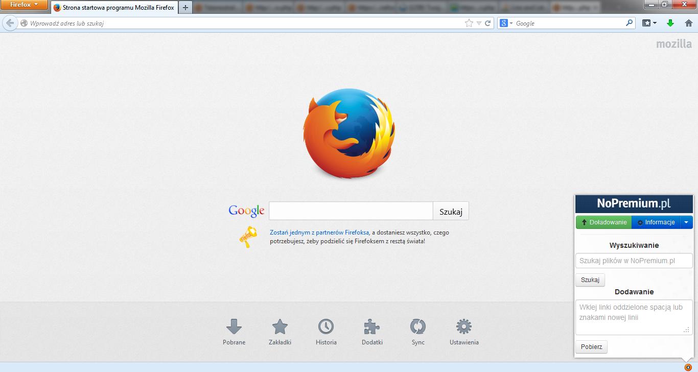 Firefox Tutorial 1