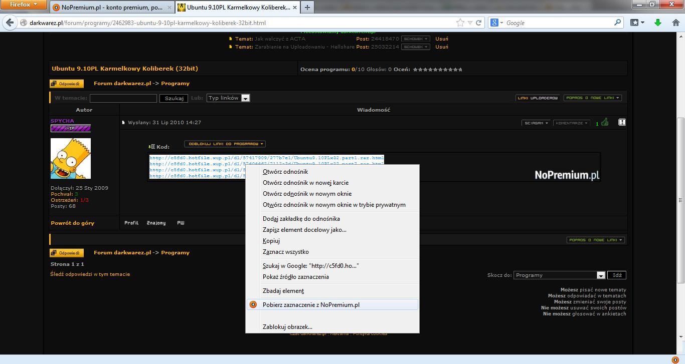 Firefox Tutorial 3